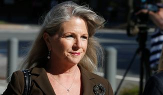 Maureen McDonnell's lawyers have asked for probation and a sentence of 4,000 hours of community service, arguing that there is no greater punishment that can be levied on her than the effect the case has had on her family. (Associated Press)