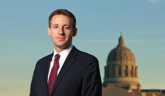 Missouri Secretary of State Jason Kander is running for the U.S. Senate against Republican incumbent Sen. Roy Blunt in 2016. (jasonkander.com)