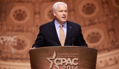 Matt Schlapp, chairman of the American Conservative Union (Gage Skidmore) ** FILE **