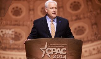 'Magic' man: Matt Schlapp, head of the American Conservative Union, said his group is seeking the right balance of entertainment and activism at the Conservative Political Action Conference. (Gage Skidmore)