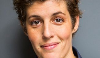 CNN commentator and Daily Beast columnist Sally Kohn argued in an op-ed Friday that she would be thrilled if her 6-year-old daughter turned out to be gay and even expressed disappointment and fear when her daughter first started showing an interest in boys. (Twitter/@SallyKohn)