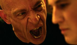 J.K. Simmons offers an Academy Award-winning performance in Whiplash (Courtesy of Sony Pictures).