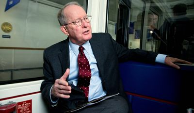 Sen. Lamar Alexander, Tennessee Republican, said states are tired of Washington calling the shots when it comes to what teachers learn and how they are evaluated. (Associated Press)