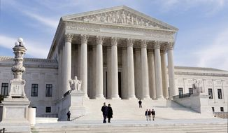 The U.S. Supreme Court will rule on a challenge to President Obama's health care overhaul that could affect consumers in more than 30 states. (AP Photo)