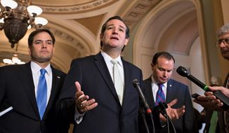 A pollster finds that 46 percent of Republicans want their candidates to be more conservative, like Sen. Ted Cruz, Texas Republican and one of the most conservative members of the U.S. Senate. (Associated Press)