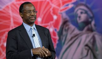 Retired neurosurgeon, author and founding publisher of American CurrentSee Ben Carson has announced the formation of an exploratory committee for a White House bid. (Associated Press)