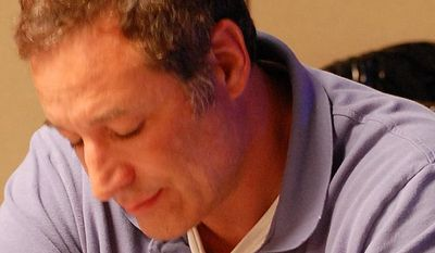 Sam Simon at the 2008 World Series of Poker. (Wikipedia)