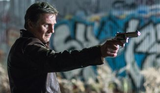 "In this image released by Warner Bros. Pictures, Liam Neeson appears in a scene from ""Run All Night."" (AP Photo/Warner Bros. Pictures, Myles Aronowitz)"
