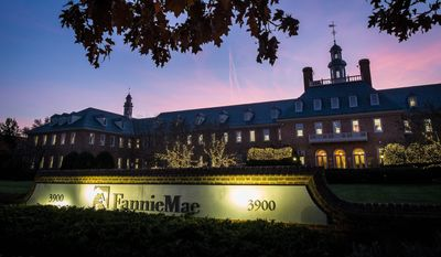 """The inspector general said its latest concerns involve Fannie Mae's """"haphazard"""" decision to fill a critical auditor position with an employee who lacked proper qualifications. (Associated Press)"""