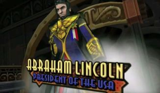 President Abraham Lincoln sends out an elite group of warriors to stop and alien invasion in Victorian London in the turn-based, strategy video  game Code Name S.T.E.A.M.