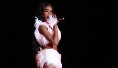 "Rapper Azealia Banks on Saturday reportedly tweeted, then deleted a close-up photograph of genitals to The Blaze blogger Matt Walsh and conservative radio host Wayne DuPree after they criticized her for declaring her hatred for ""fat white Americans"" during a recent Playboy interview. (Wikipedia 2013)"