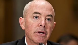 """Deputy Homeland Security Secretary Alejandro Mayorkas, whom President Obama promoted even while he was under investigation, meddled in three immigration cases, creating """"an appearance of favoritism and special access,"""" the department's inspector general said in a 99-page report that stops just short of accusing Mr. Mayorkas of lying. (Associated Press)"""