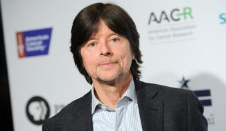 "Executive producer Ken Burns attends a preview screening of ""Cancer: The Emperor of All Maladies,"" at the Time Warner Center, in New York in this Tuesday, March 24, 2015, file photo. (Photo by Evan Agostini/Invision/AP, File)"