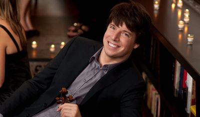 "Joshua Bell said the centerpiece of Tuesday's program at the Kennedy Center is the Brahms Sonata No. 1. ""This is a pretty serious work, and it may be the greatest sonata written for these two instruments."""