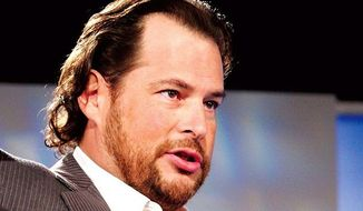 Salesforce CEO Marc Benioff is offering relocation packages to Indiana-based employees who no longer feel comfortable living in the state since the Religious Freedom Restoration Act was signed into law. (Wikipedia)