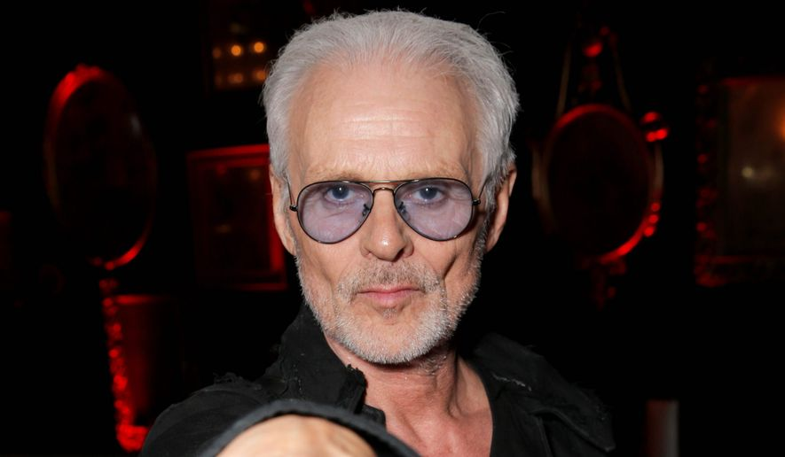 michael des barres 2015