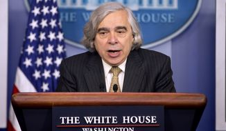 Ernest Moniz (AP Photo)