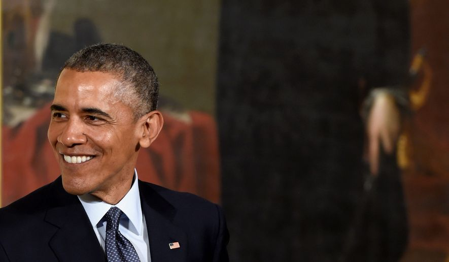 """President Obama's remarks on concern when he listens to """"less-than-loving expressions by Christians"""" drew both disapproval and laughter from the  audience at an Easter prayer breakfast at the White House on Tuesday. (Associated Press)"""