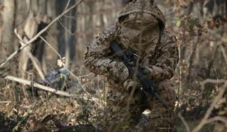Camouflage by W.L. Gore & Associates, Inc. (Image: Gore)