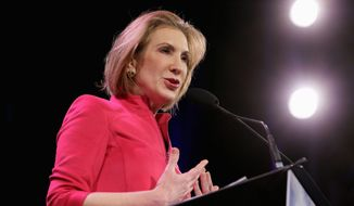 Carly Fiorina (Associated Press)