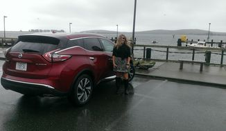 2015 Nissan Murano (Photo courtesy of Rita Cook)