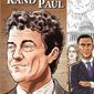 A graphic novel style comic book on Sen. Rand Paul is now available from Blue Water Comics.