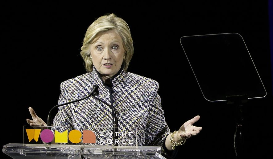 A growing chorus of party insiders is calling for a credible challenger to enter the primary race against Hillary Rodham Clinton, either to provide a viable liberal alternative or at least to test Mrs. Clinton in preparation for a general election contest. (Associated Press)