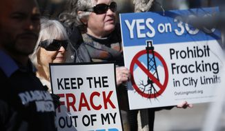 Finding out who conducted a fracking study, and who funded it, has become as important as the results of the research itself as the powerful fossil fuel industry and media-savvy environmental movement spar to claim the scientific high ground. (Associated Press)