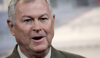 Rep. Dana Rohrabacher of California has been leading an effort within the House Republican ranks to slow down the Innovation Act legislation. He and others have been focusing on a concern they believe the authors of the legislation have not considered: potential financial and liability implications for the U.S. government. (Associated Press)
