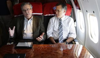 Party insiders expect Jeb Bush and his allies to surpass the 2012 nominee Mitt Romney's opening fundraising haul. But winning over voters will be tougher, the analysts said. (Associated Press) ** FILE **