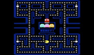 Video Game Hall of Fame - Pac-Man