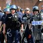 The Baltimore Police Department sought $200,000 in federal funding to help extend the Diamond Standard training program. It was discontinued in 2012 when Justice declined to act on the request and the city's new administration decided it no longer could afford it, according to interviews. (Associated Press)