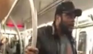 """Actor Chad L. Coleman, known for his roles in """"The Walking Dead"""" and """"The Wire,"""" apologized Saturday after New York City commuters recorded him delivering a rambling, expletive-filled tirade on a subway train. (TMZ)"""