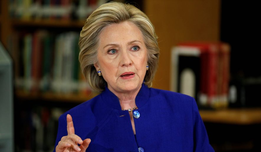 A federal judge has reopened an open-records case trying to pry loose some of former Secretary of State Hillary Rodham Clinton's emails as Judge Reggie B. Walton agreed to a joint request by the State Department and Judicial Watch. (Associated Press)