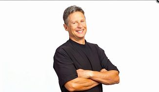 Former Libertarian presidential hopeful Gary Johnson is helping to lead the charge to open the official presidential debates to third party candidates. (Our America Initiative)