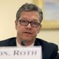 Homeland Security Department Inspector General John Roth. (Associated Press) ** FILE **