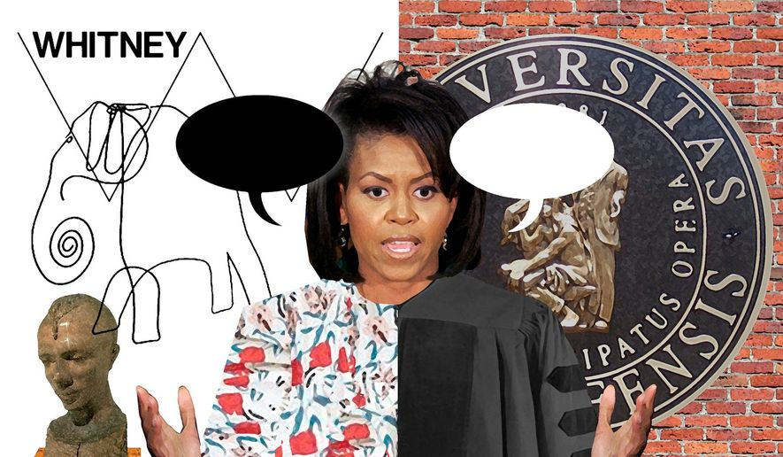 michelle obama thesis racial divide It's the paradox of obama's presidency: many blacks say they didn't realize   lady michelle obama depicted as a monkey, and racist facebook  toni  morrison described him that way in a 1998 new yorker essay  that bias and  discrimination are immutable, or that racial division is inherent to america.