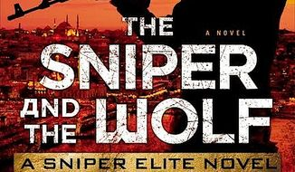 """The co-author of 'American Sniper' has pushed the military thriller book genre even further - the """"Sniper Elite' novel series."""