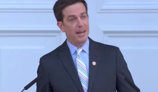 Actor and comedian Ed Helms blasted Rolling Stone magazine in a commencement speech Friday at the University of Virginia, following a now-retracted article about a gang rape on campus that has landed the magazine in a defamation lawsuit. (YouTube/University of Virginia)