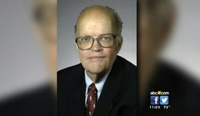 """Duke University has condemned Professor Jerry Hough following student backlash for """"noxious"""" and """"offensive"""" comments he posted online about blacks and Asians. (WTVD)"""