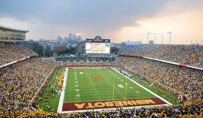 """Early Football Kickoff - The governor of Minnesota, Democrat Mark Dayton, said he was looking out for the needs of college students when he went after Saturday morning kickoff times in late 2014.  Dayton told the St. Paul Pioneer Press, """"I'm going to propose that we pass a law that no (Division I FBS) football game in Minnesota can start before noon.""""  Blaming TV networks for college game schedules, the governor decided that students didn't want to be awake at 9am on a Saturday to start tailgating before University of Minnesota football games.  When asked if he was serious, the governor said he had been talked out of it for 10 years while he was a US Senator and intended to get other Big Ten state governors involved."""