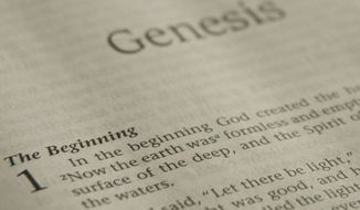 Genesis chapter of Bible