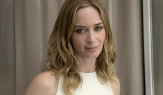 Actress Emily Blunt poses for a portrait at the 68th international film festival, Cannes, southern France, Wednesday, May 20, 2015. (Photo by Joel Ryan/Invision/AP)