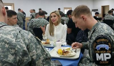 Kira Kazantev the first Miss America in 40 years to join a USO tour of a combat zone