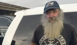 Police in the small Louisiana city of Slidell arrested 59-year-old Franklin Jones, a transient, last week for urinating in public and decided to make an example out him after finding $800 in cash in his pockets. (WGNO)