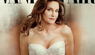 """Bruce Jenner, who revealed in April plans to transition into a woman, was unveiled as """"Caitlyn"""" on the front cover of Vanity Fair's July issue. (Vanity Fair)"""