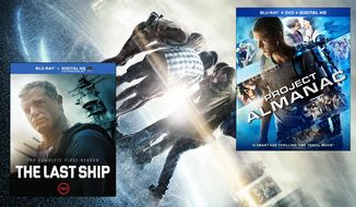 Top picks from recent home theater releases include The Last Ship: The Complete First Season from Warner Home Video and Project Almanac from Paramount Pictures Home Entertainment.