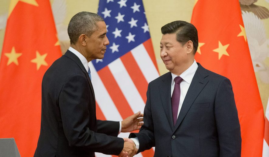 Image result for Obama & she jing ping