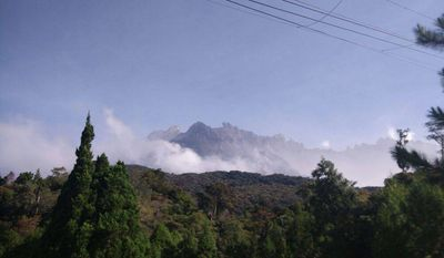 The indigenous Kadazan-Dusun people claimed that a group of exhibitionist Western tourists so offended local animist spirits that they triggered a magnitude 5.9 earthquake that killed 18 climbers June 5 on Malaysia's Mount Kinabalu, a UNESCO World Heritage site. (Associated Press)