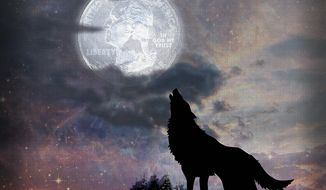 Howling for a Good Job Illustration by Greg Groesch/The Washington Times